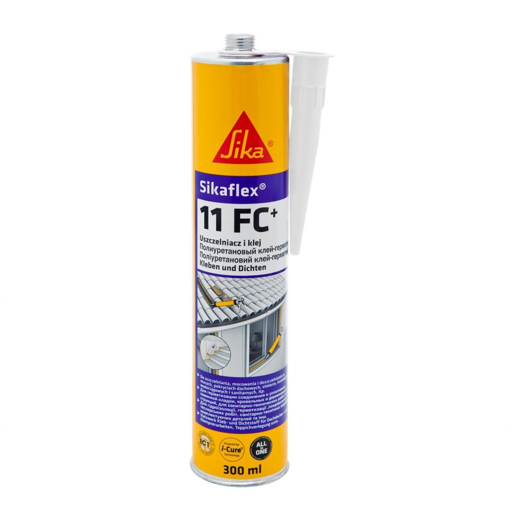 Купить Клей-герметик sika sikaflex-11fc+ черный 300 ml 310