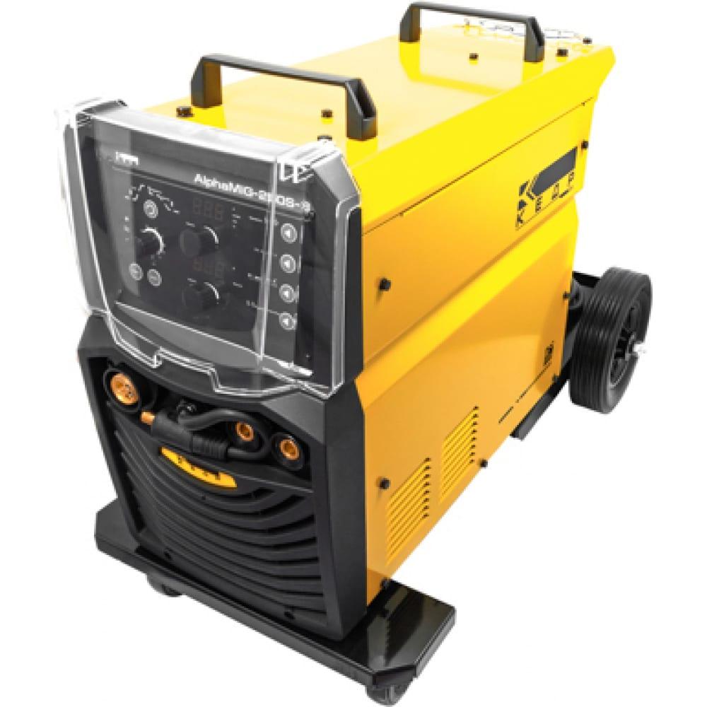 Полуавтомат кедр alphamig-250s-3 30–250а 380в 8011616.