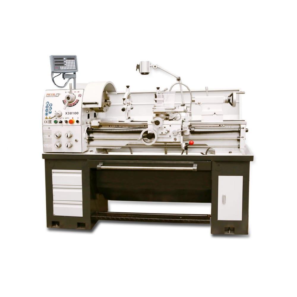 Токарно-винторезный станок metalmaster x38100 16864.