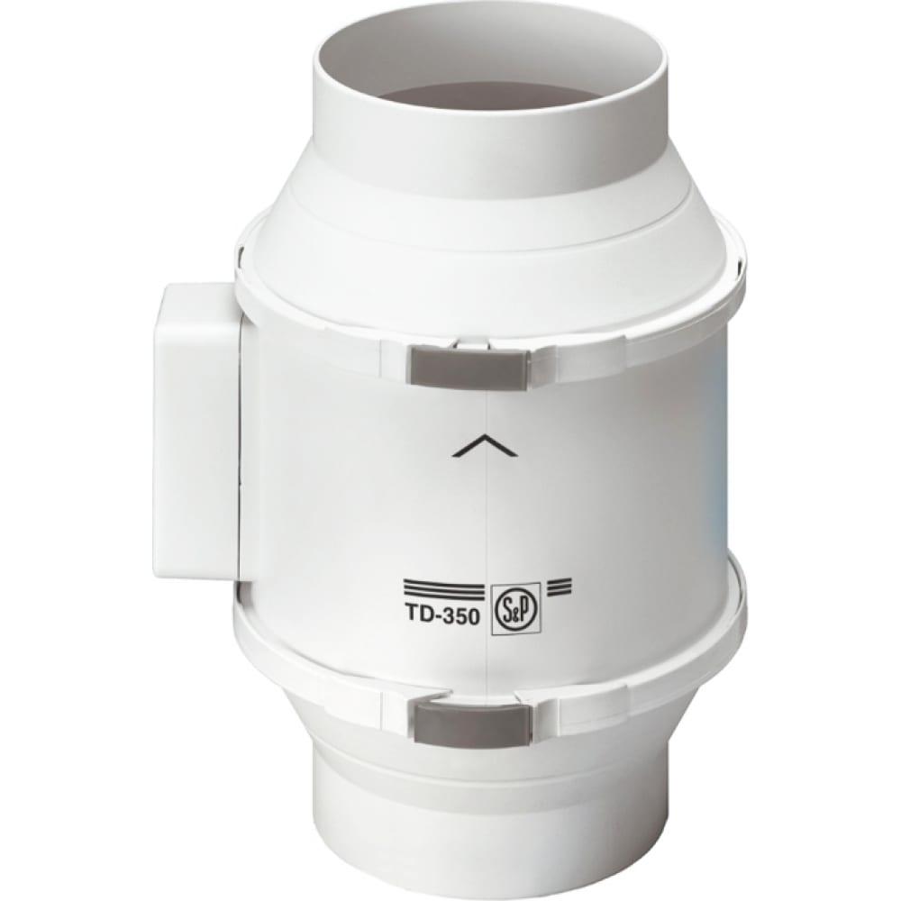 Вытяжной канальный вентилятор solerpalau td500t/150 3v 03-0101-213.