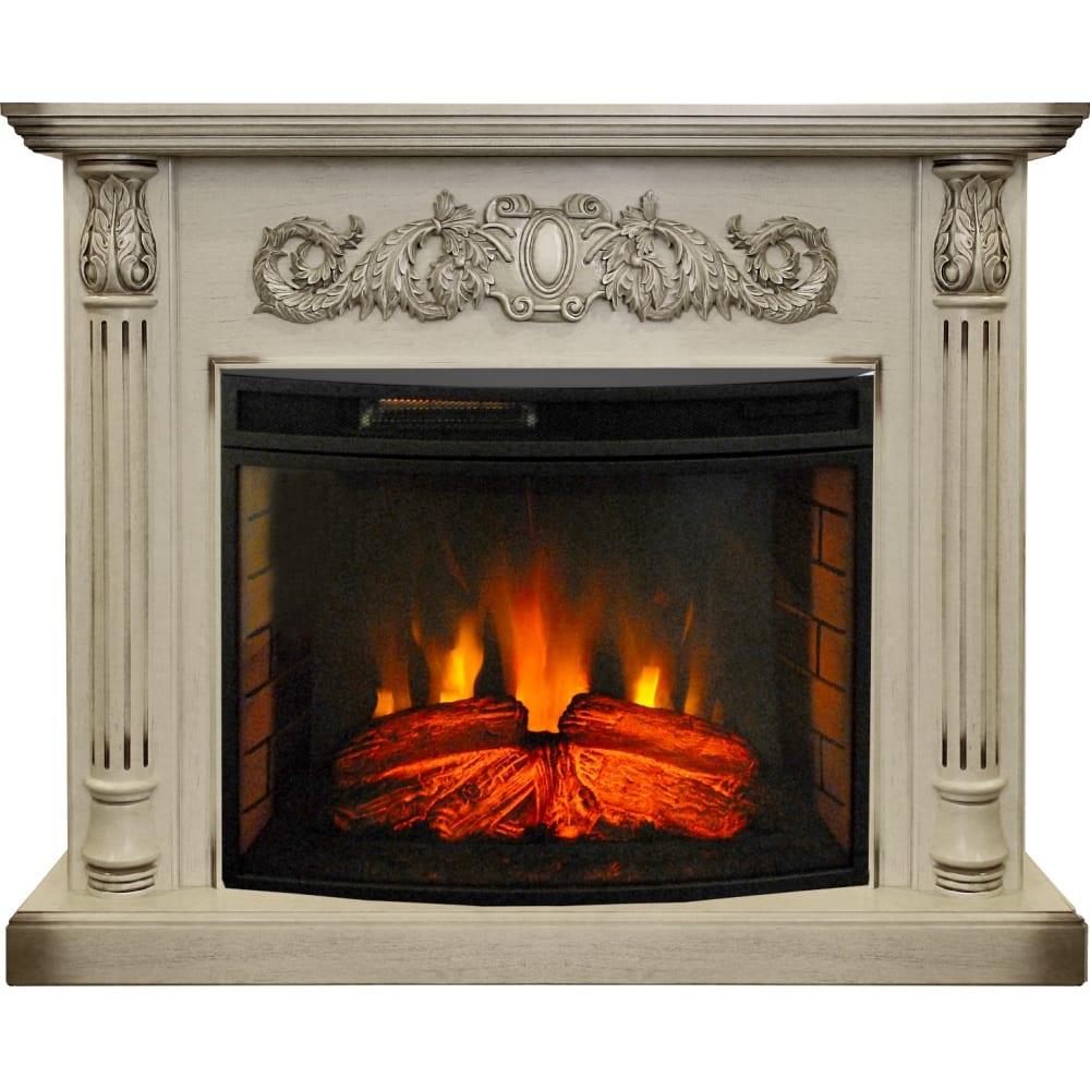 Комплект realflame salford 33 wt firespace 33 s ir 10014027.