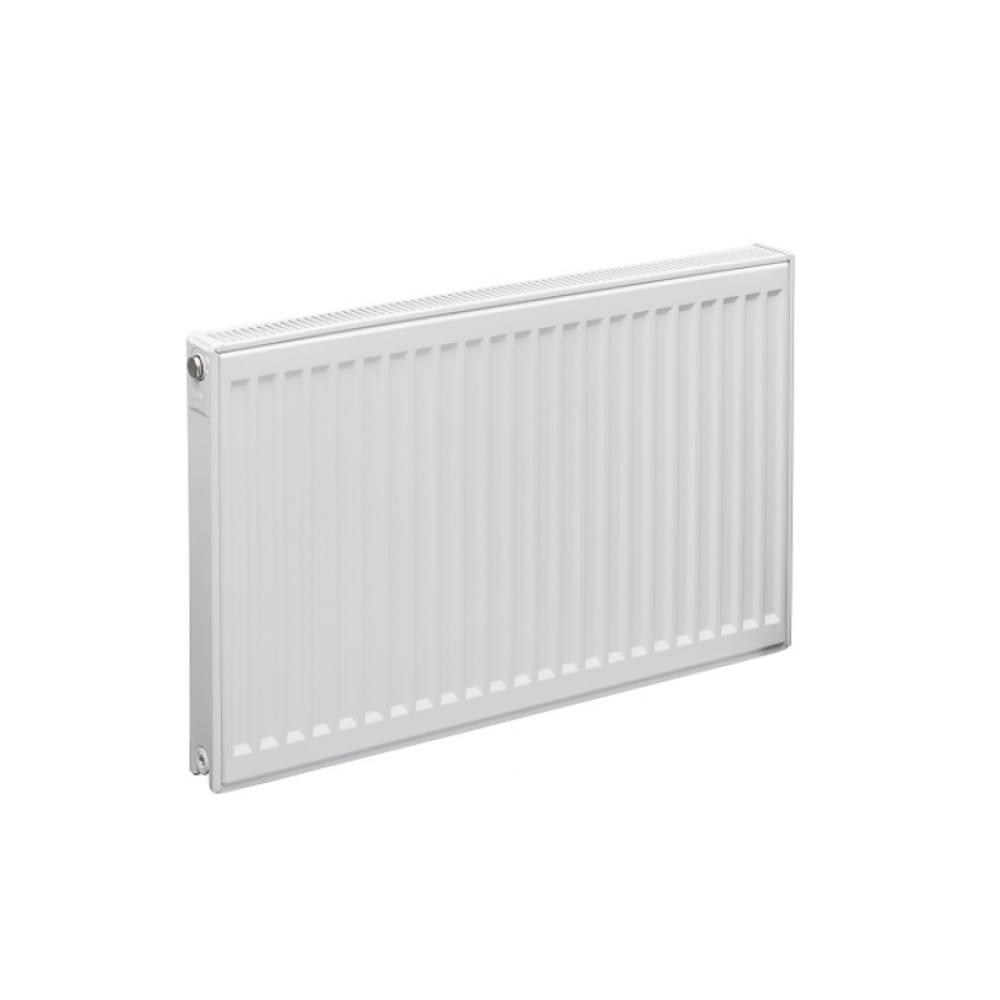 Радиатор elsen erk 11 63х500х1200 ral 9016 белый erk110512.