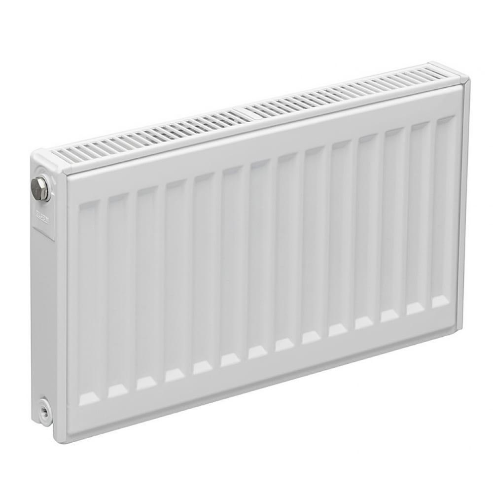 Радиатор elsen erk 22 100х400х500 ral 9016 белый erk220405.