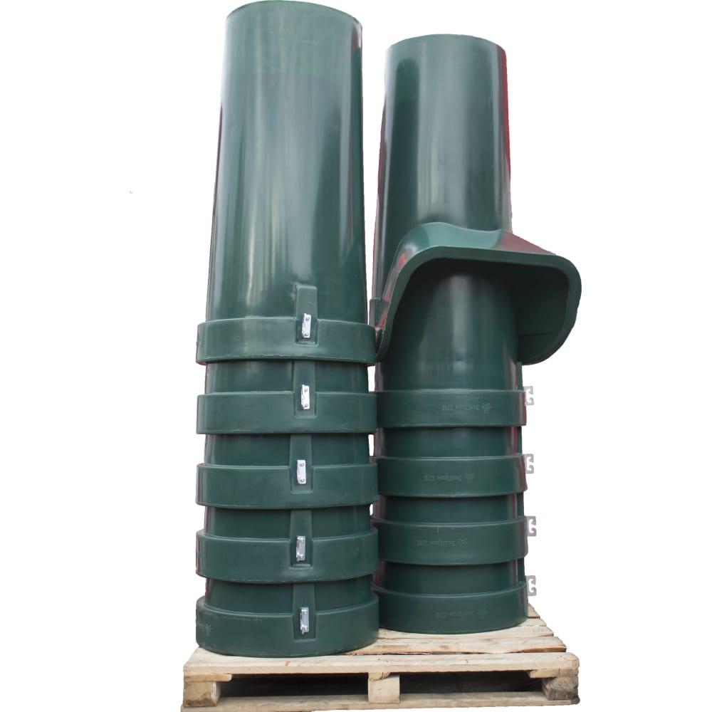 Строительный мусоросброс blitz 10 метров 510.0001.401.0