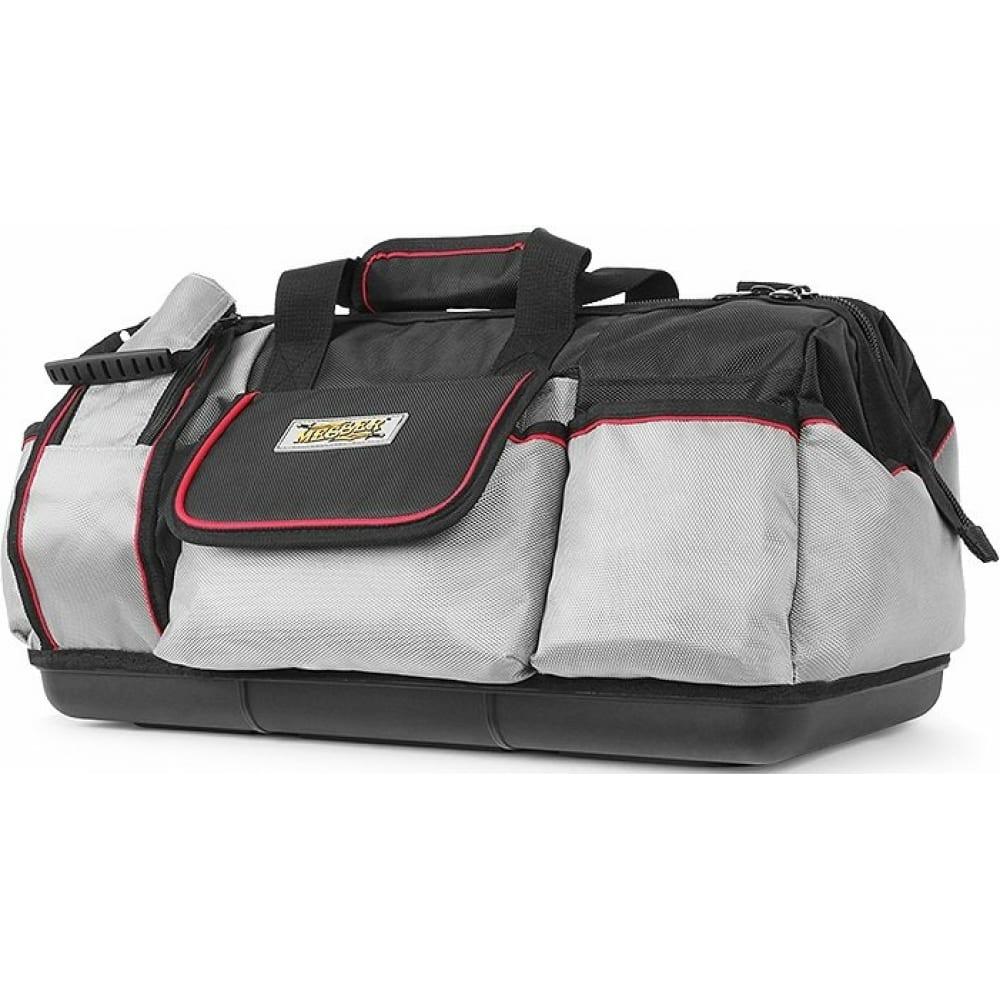 Сумка-саквояж для хранения и транспортировки инструментов messer gm-012 510x270x320 см 89-02-012