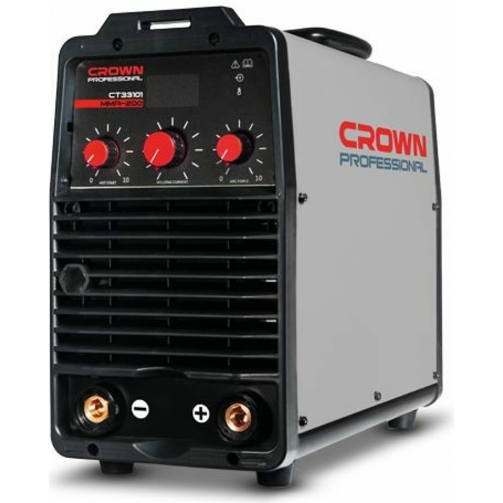 Сварочный аппарат crown ct33101