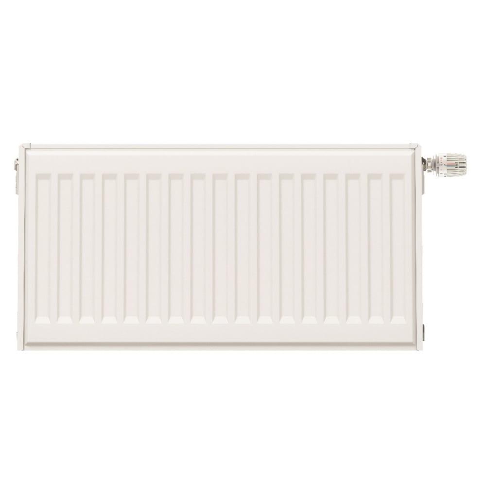 Радиатор elsen erv 11 63х500х800 r ral 9016 белый erv110508.