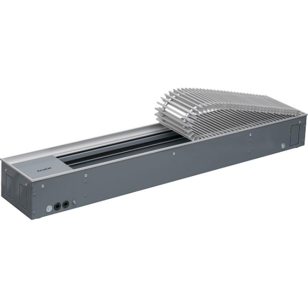 Купить Конвектор elsen ekq 240х110х2500, роликовая решётка алюминий ekq.240.110.2500 mc