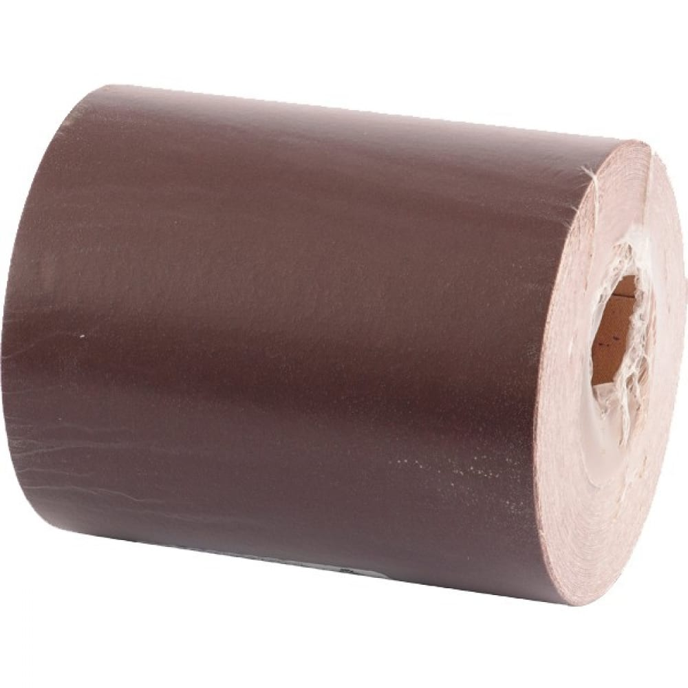 Шкурка водостойкая на тканевой основе, kk18xw (зернистость 40н/p40, бобина 200 мм, 20 м) россия 75253