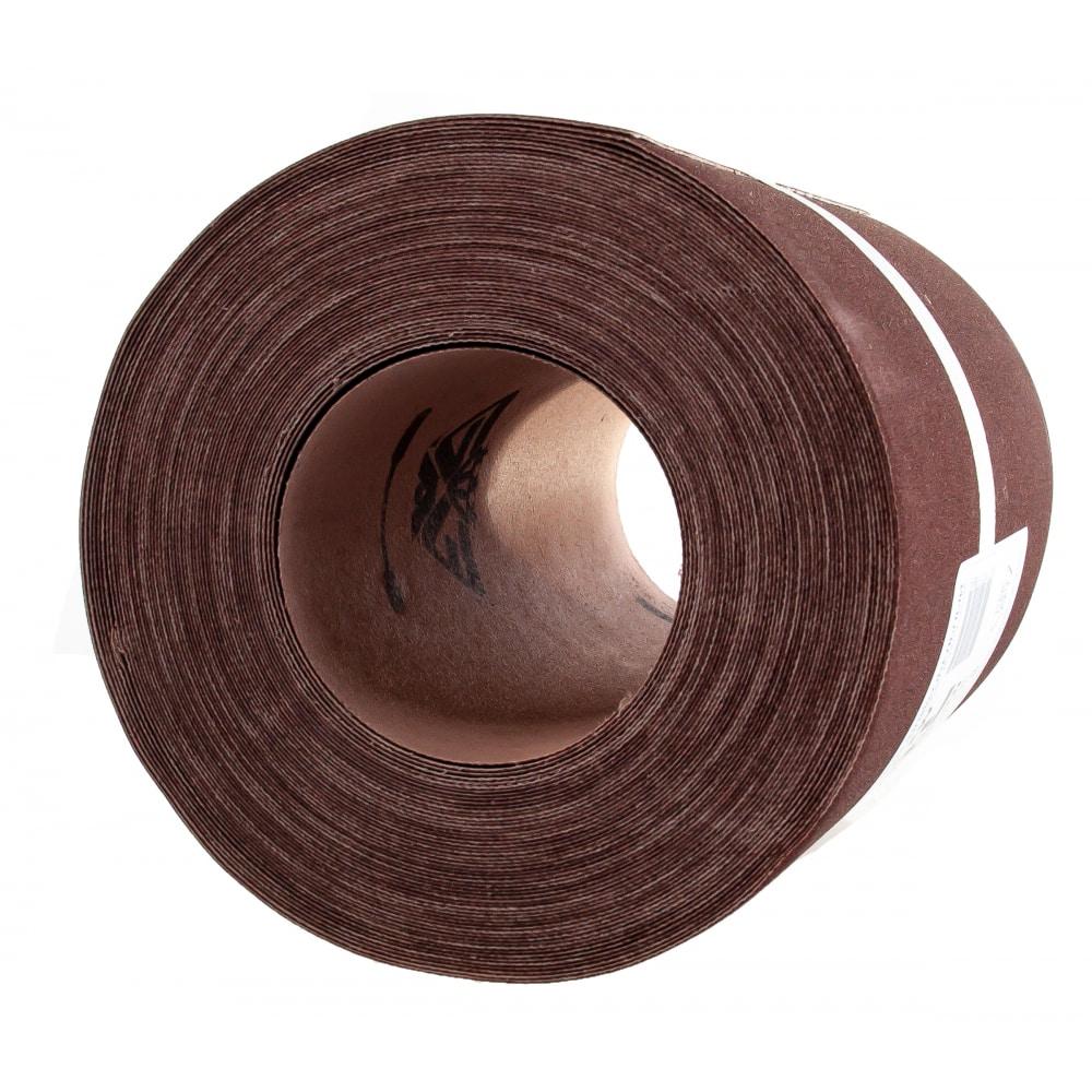 Шкурка водостойкая на тканевой основе, kk18xw (зернистость 16н/p80, бобина 200 мм, 20 м) россия 75256