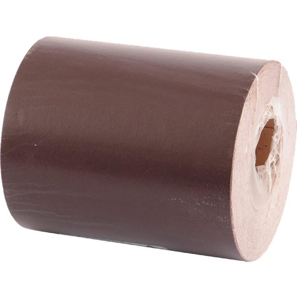 Шкурка водостойкая на тканевой основе, kk18xw (зернистость 8н/p150, бобина 200 мм, 20 м) россия 75259