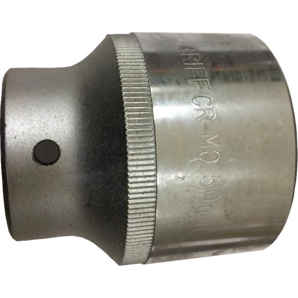Головка торцевая (50 мм; 3/4) griff 021296.
