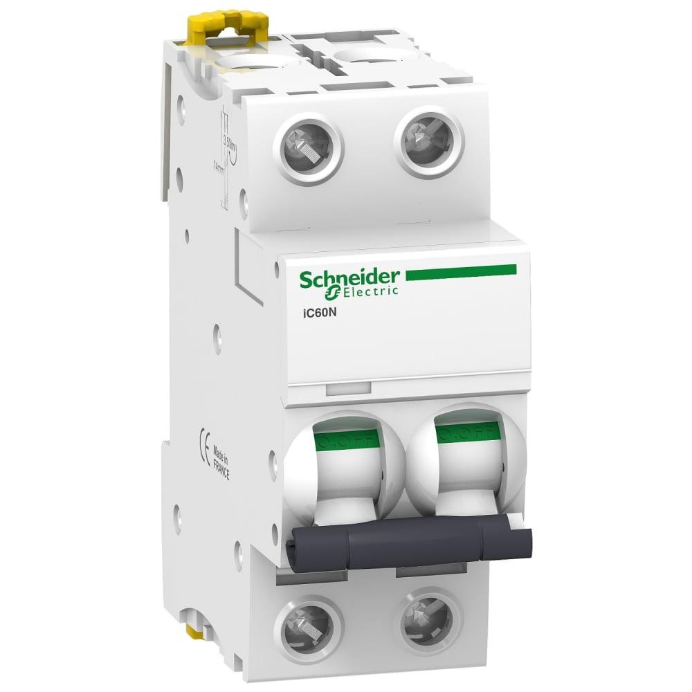 Купить Автоматический выключатель schneider electric acti 9 ic60n 2p 40a se a9f79240