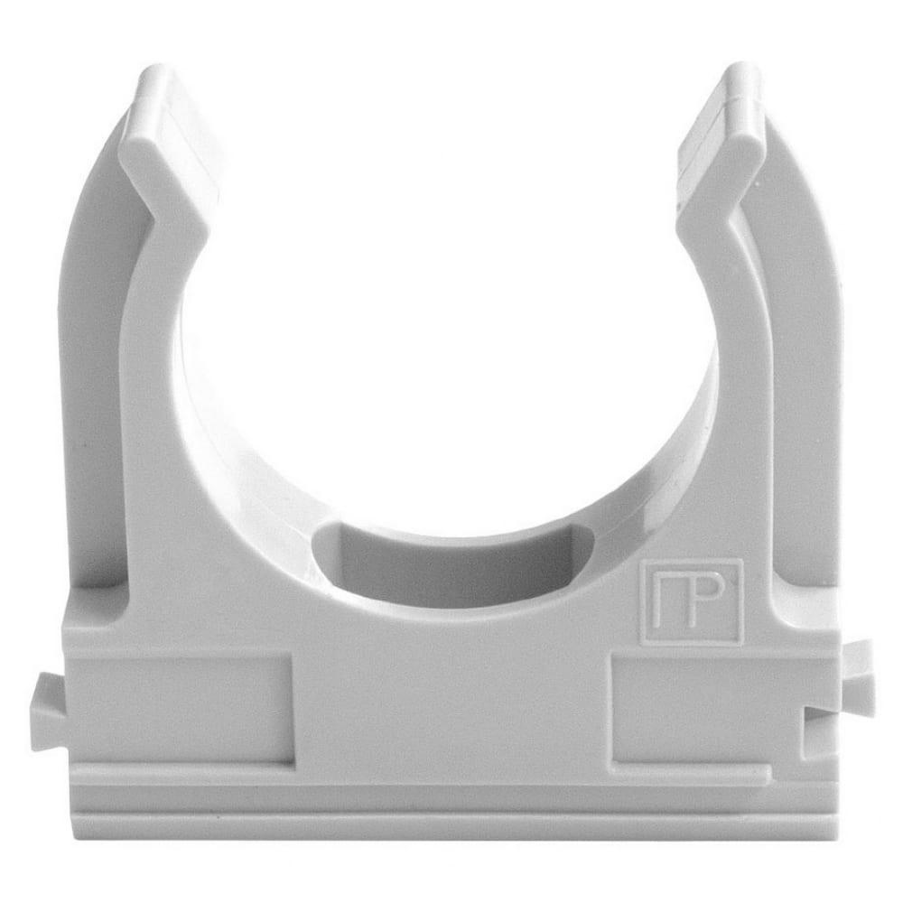 Купить Крепёж-клипса для труб промрукав полистирол д50 10 шт. pr.02750