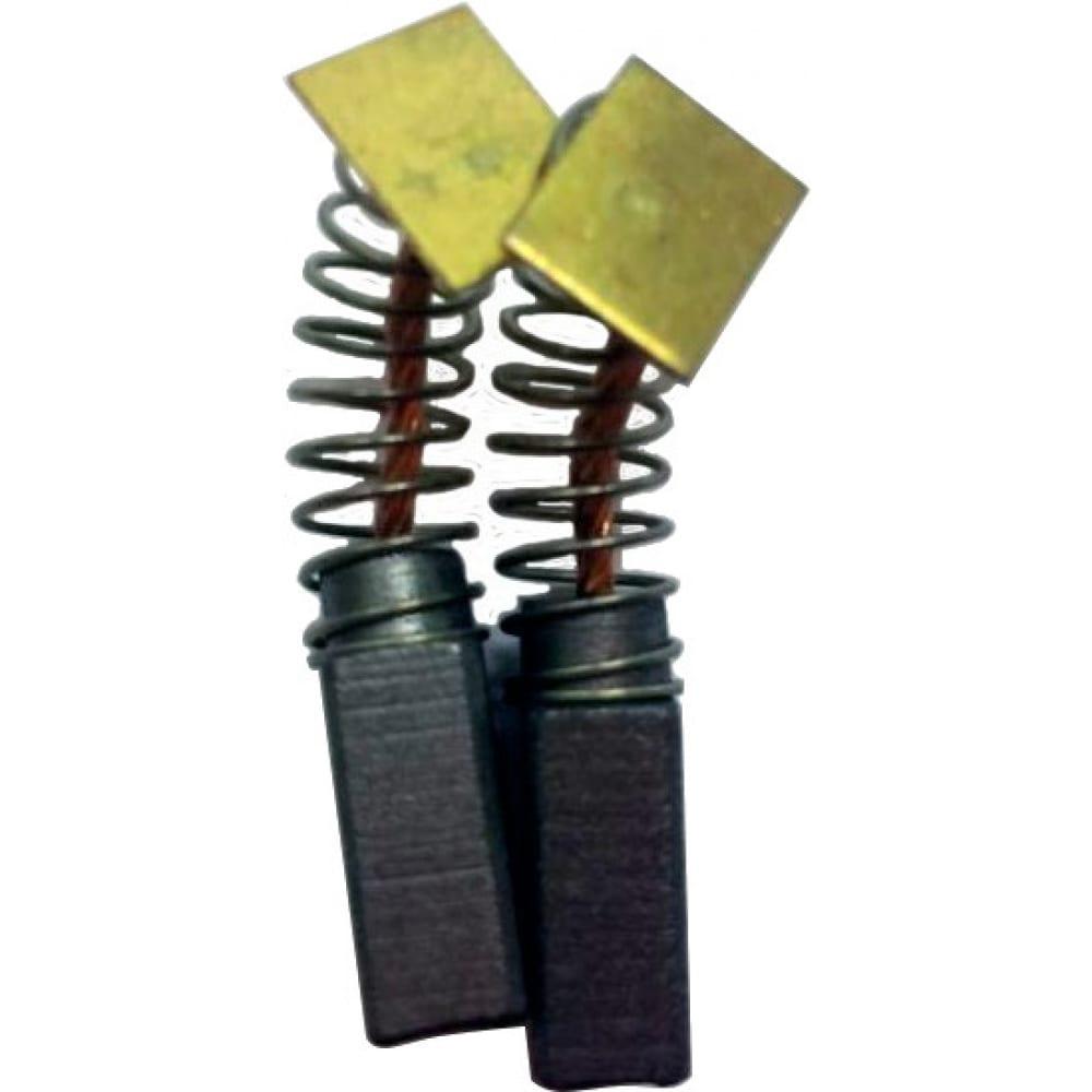 Щетки графитовые 2 шт для дисковой пилы пд 1300 elitech 1806.021700