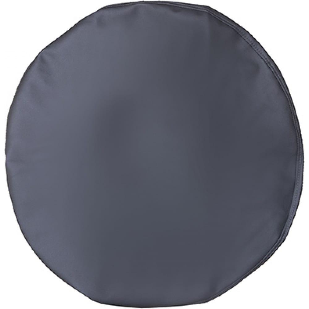 Купить Чехол запасного колеса skyway r16 экокожа серый s06301047