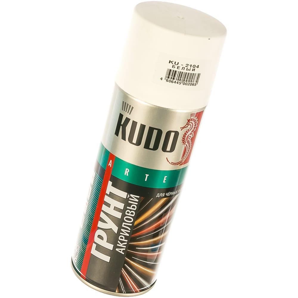 Купить Универсальный акриловый грунт kudo белый 11587898