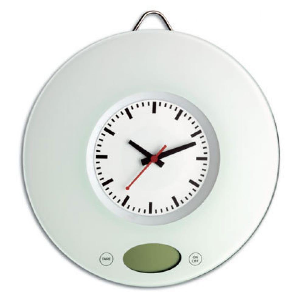 Кухонные часы-весы tfa 60.3002