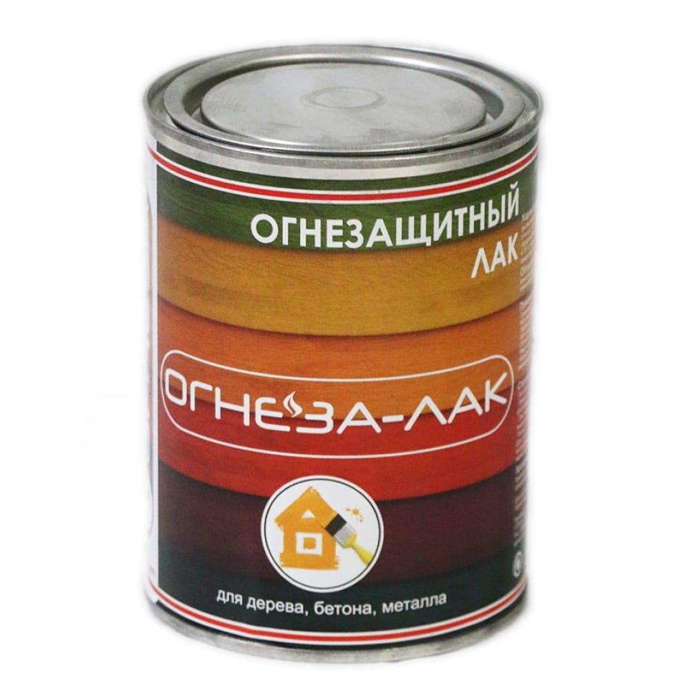 Купить Огнезащитный акриловый лак для древесины и материалов из неё огнеза-лак-од 105056
