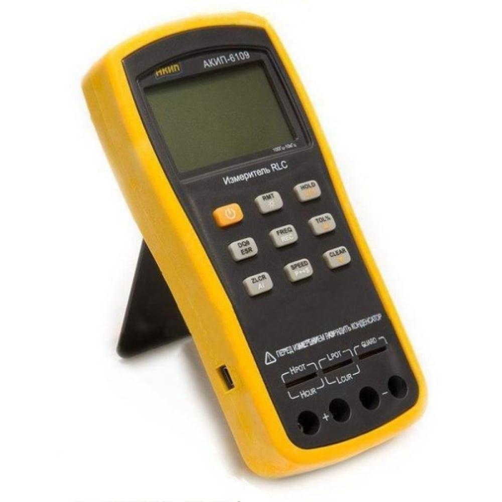 Измеритель акип rlc 6109