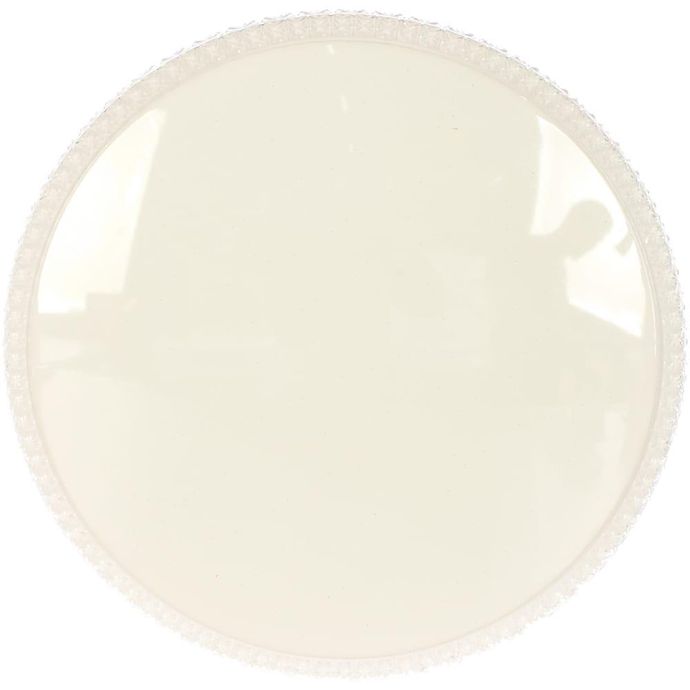 Светодиодный накладной светильник uniel диммируемый uli-d237 60w/sw/50 gemini ul-00003343.