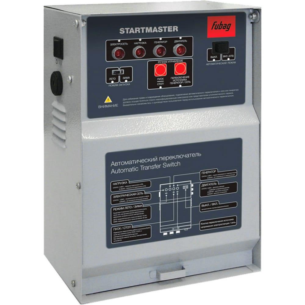 Купить Блок автоматики startmaster bs 11500 d 400v fubag 431235