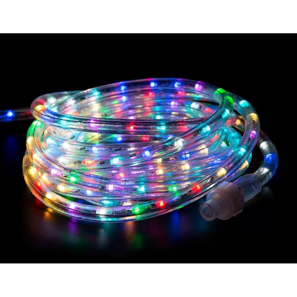 Купить Готовый комплект neon-night дюралайт бухта 14м 24 led/метр, цвет свечения: мультиколор 121-329-14