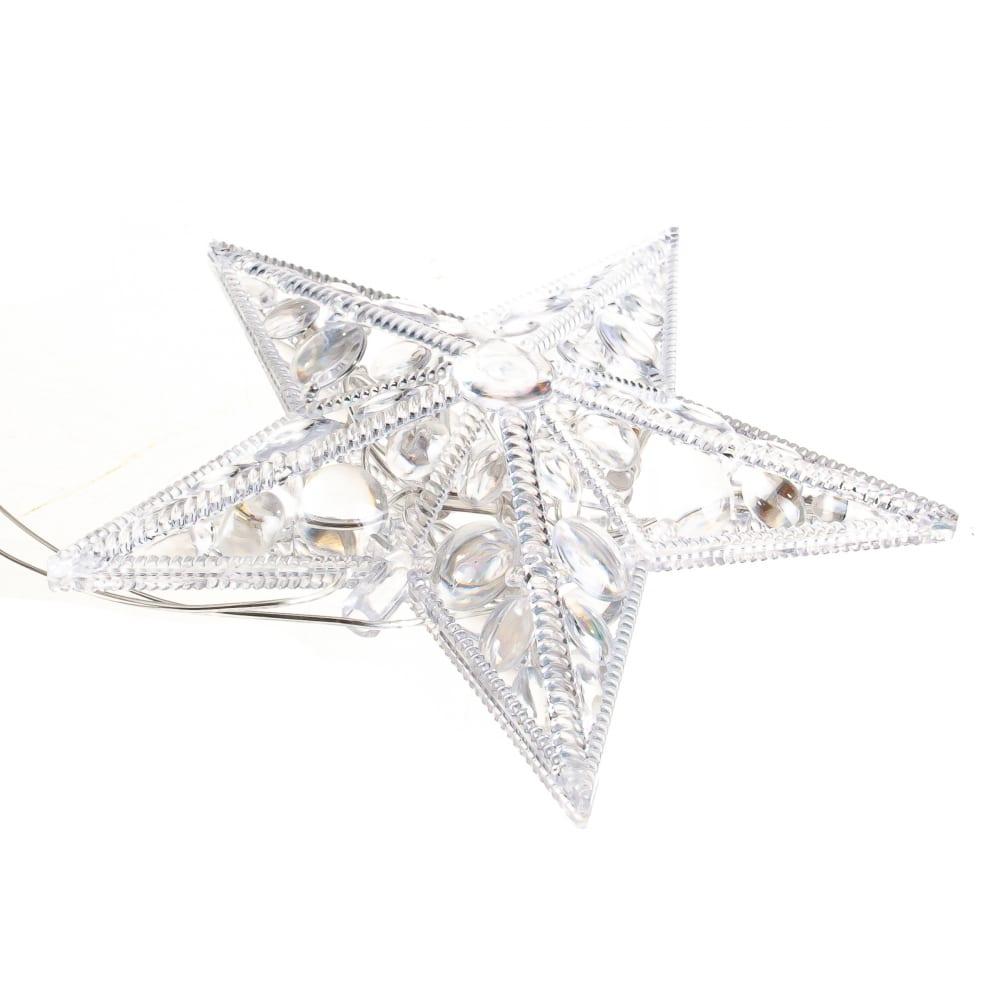 Купить Светодиодная фигура neon-night звезда на елку 17 см 501-002