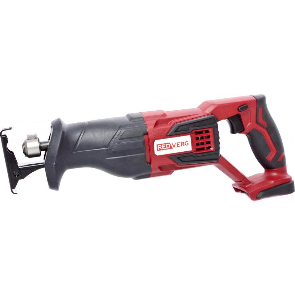 Аккумуляторная сабельная пила redverg rd-ss18v 6628360