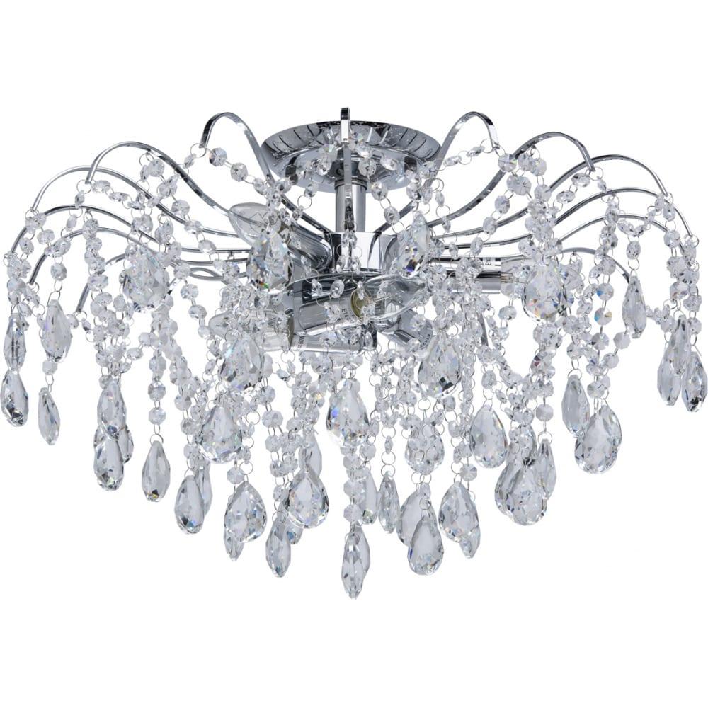 Купить Люстра mw light 464017306 бриз 6*60w e14 220 v