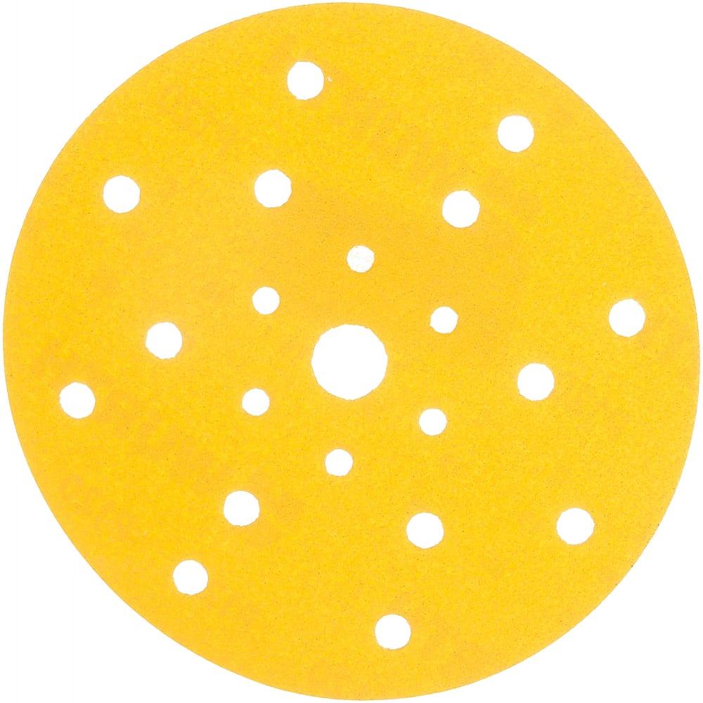 Купить Круг шлифовальный arizona (21 отверстие, 150 мм, p120, 10 шт.) wurth 5506353012961