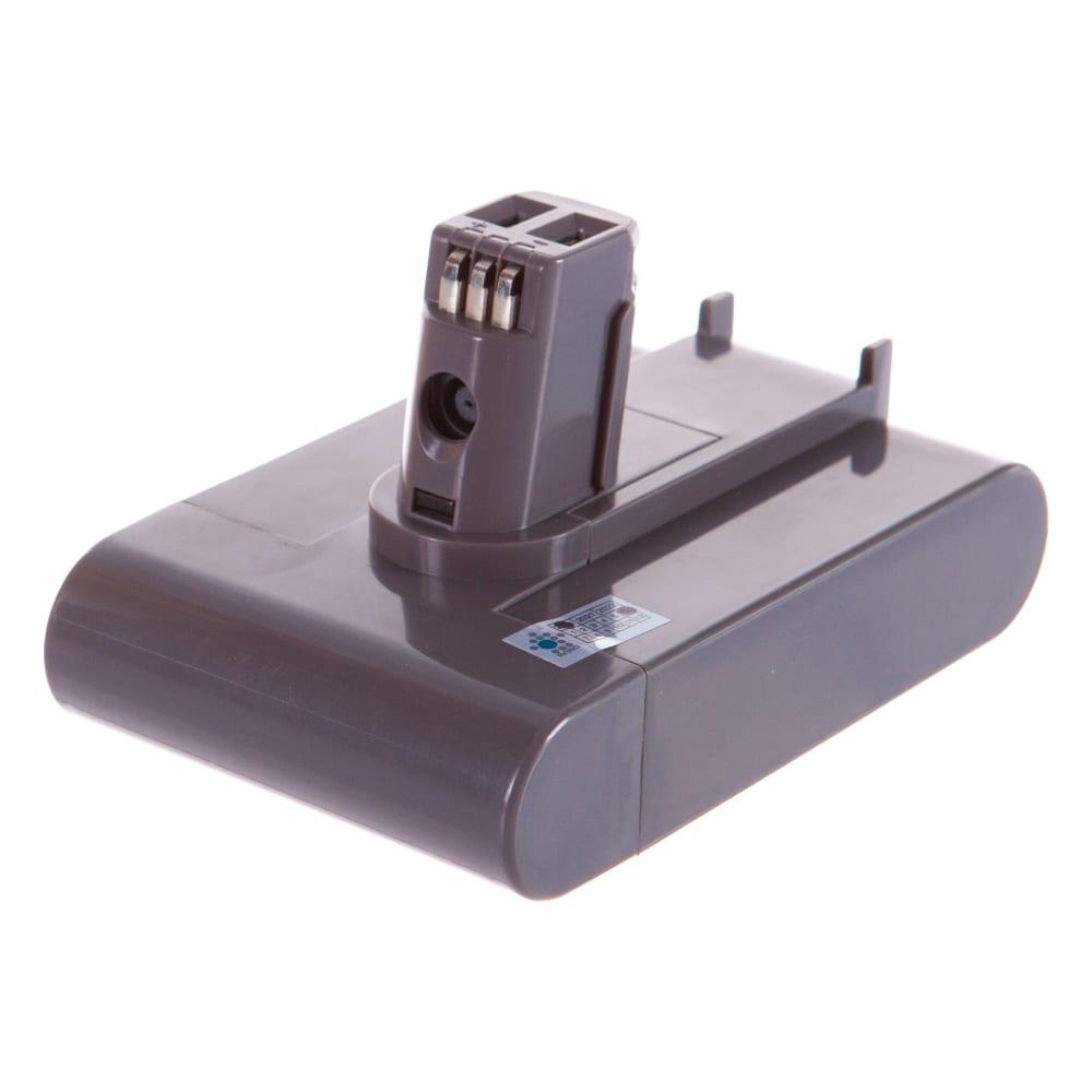 Аккумулятор для беспроводного пылесоса dyson (22.2в, 1.5ач,