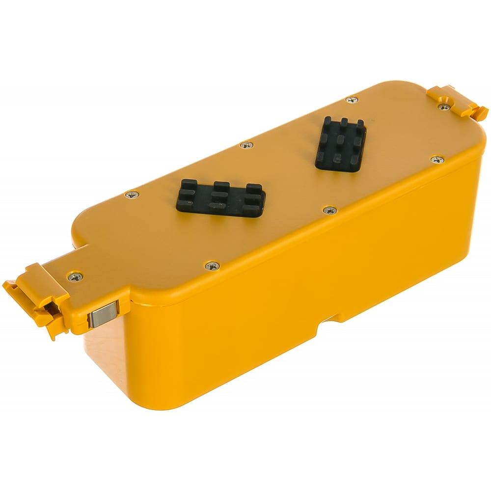 Аккумулятор для беспроводного робота пылесоса irobot (14.4в,