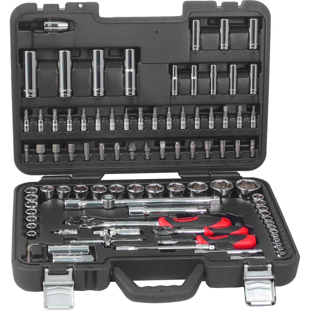 Набор инструментов gigant professional 1/2 и 1/4 94 предмета gps 94.