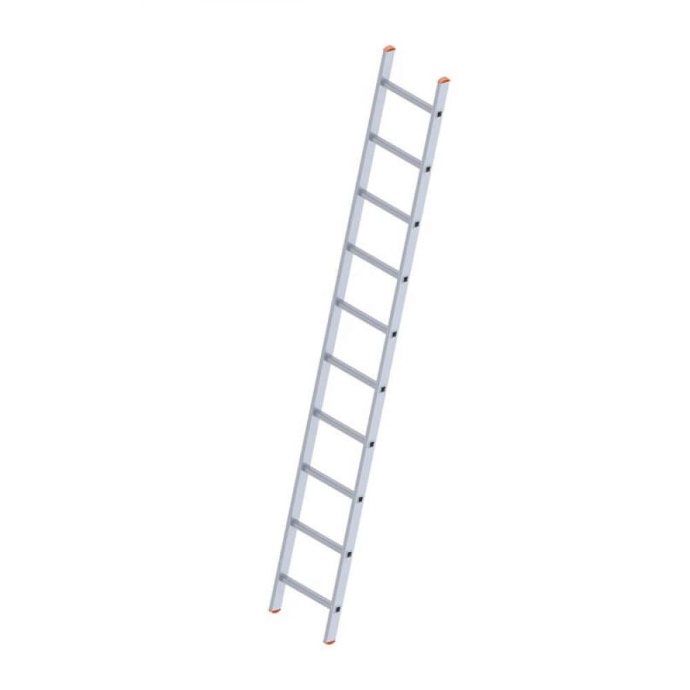 Алюминиевая лестница промышленник 1x10 4110