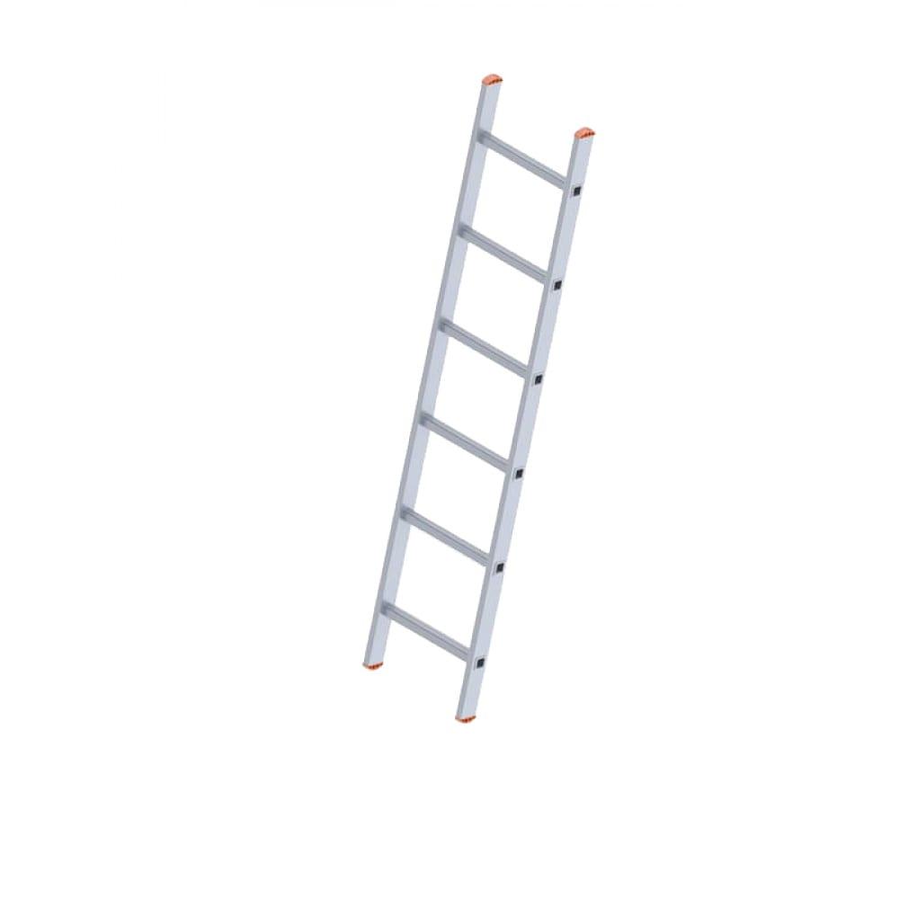 Алюминиевая лестница промышленник 1x6 4106