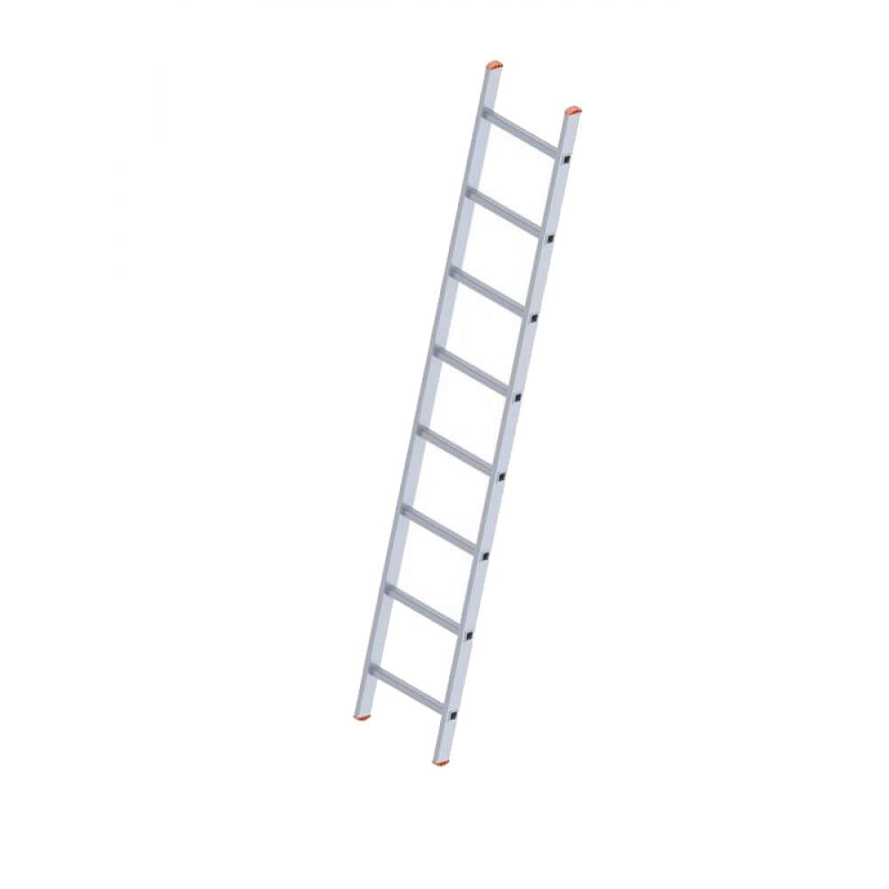 Алюминиевая лестница промышленник 1x8 4108