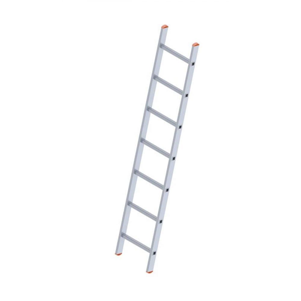 Алюминиевая лестница промышленник 1x7 4107