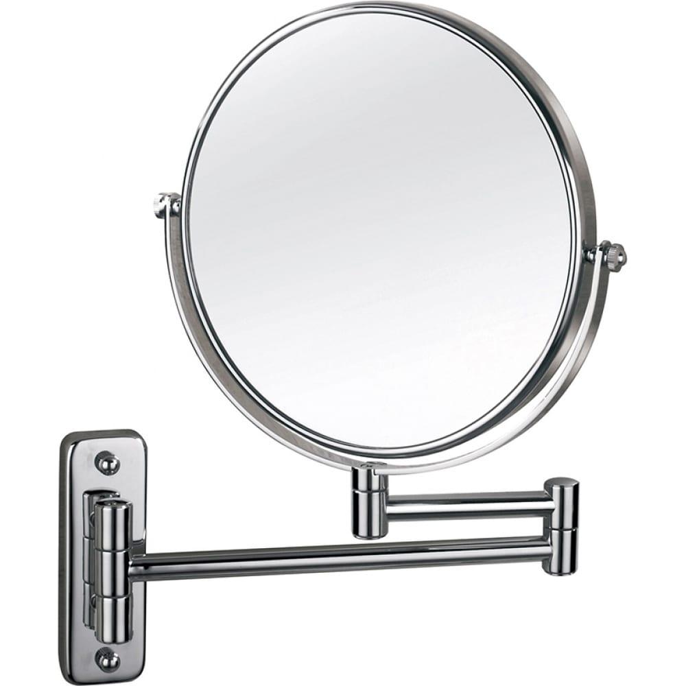 Увеличительное зеркало clever urban2 хром 99469