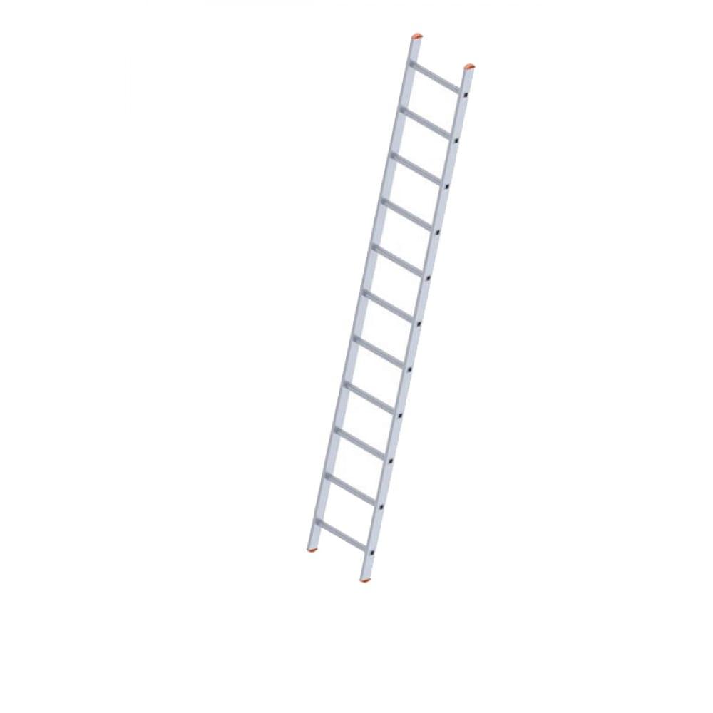 Алюминиевая лестница промышленник 1x11 4111