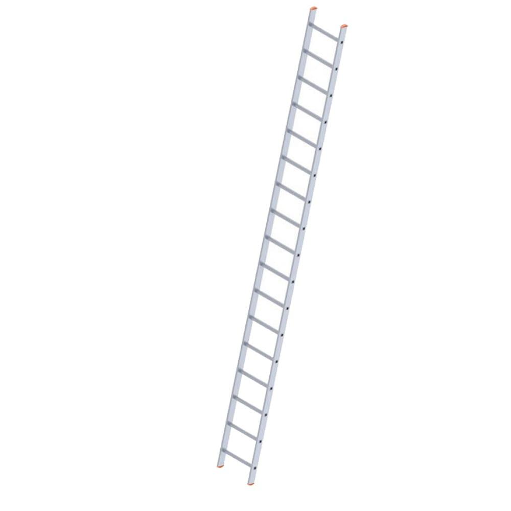 Алюминиевая лестница промышленник 1x17 4117
