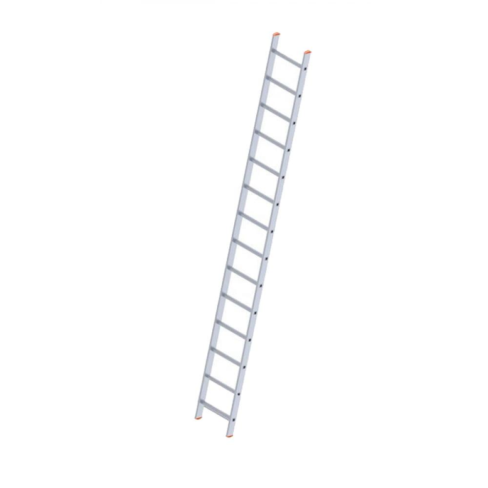 Алюминиевая лестница промышленник 1x14 4114