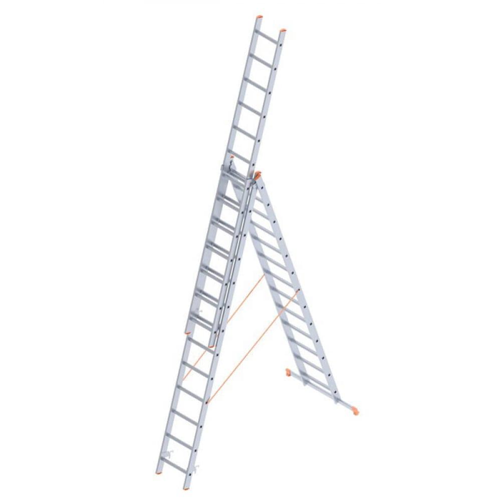 Алюминиевая лестница промышленник 3x13 4313