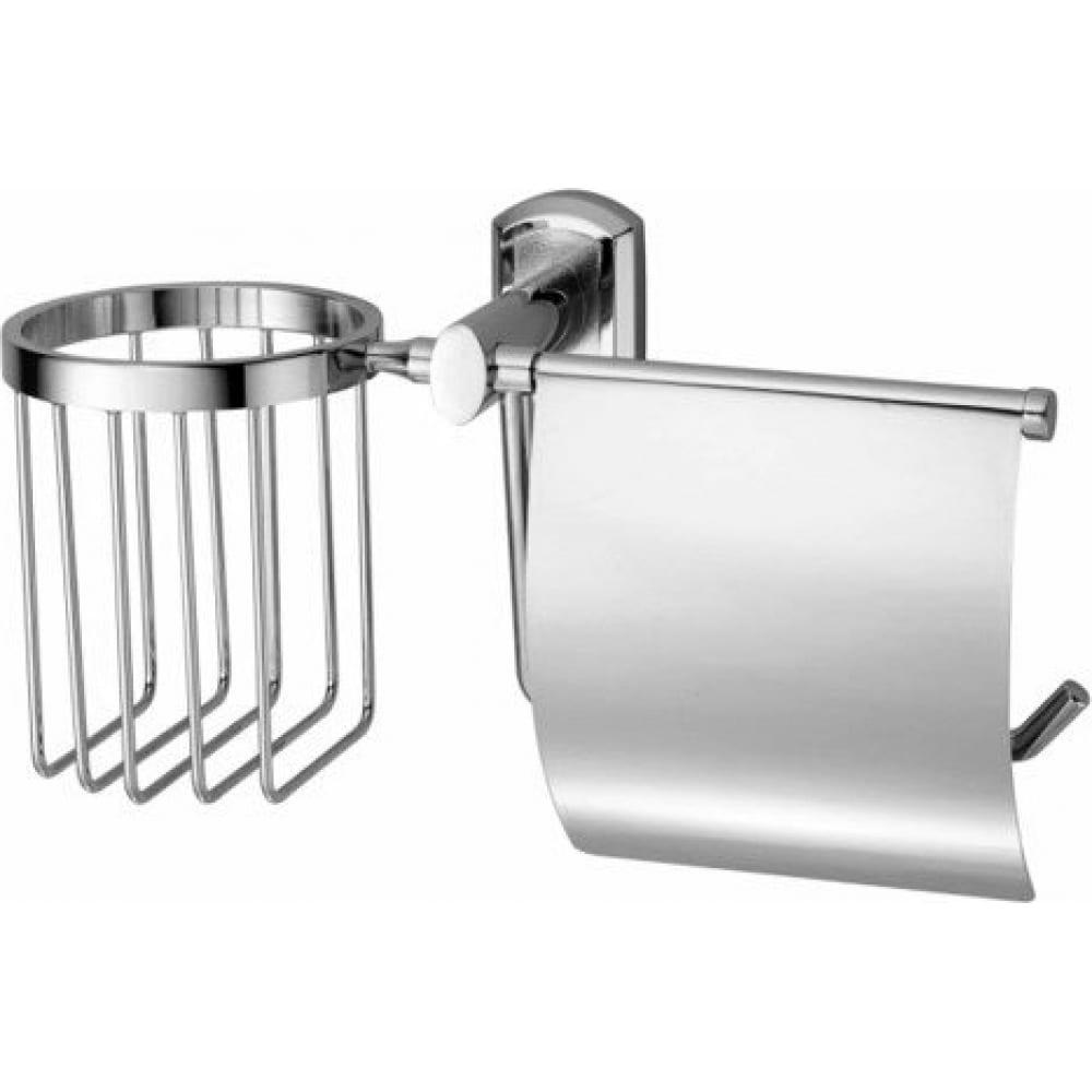 Держатель туалетной бумаги и освежителя wasserkraft oder k-3059  - купить со скидкой