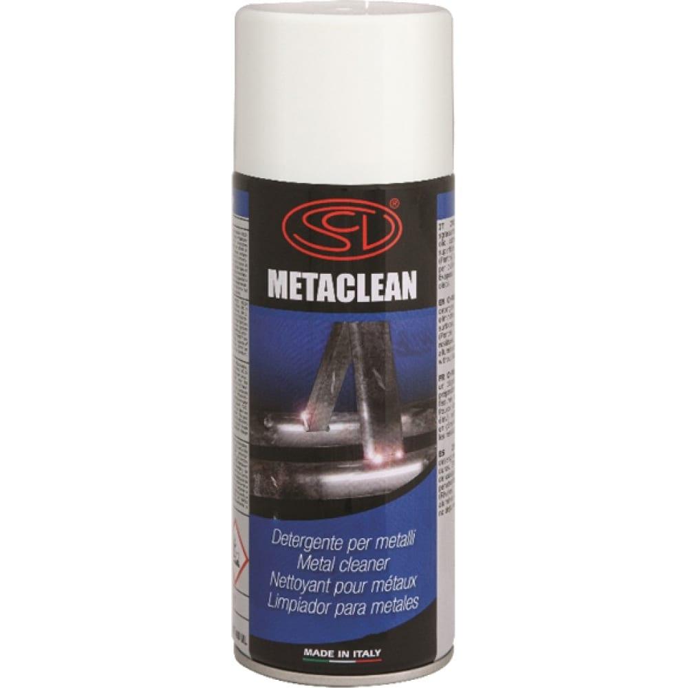 Купить Спрей для очистки металла metalclean 400 мл siliconi 100538772