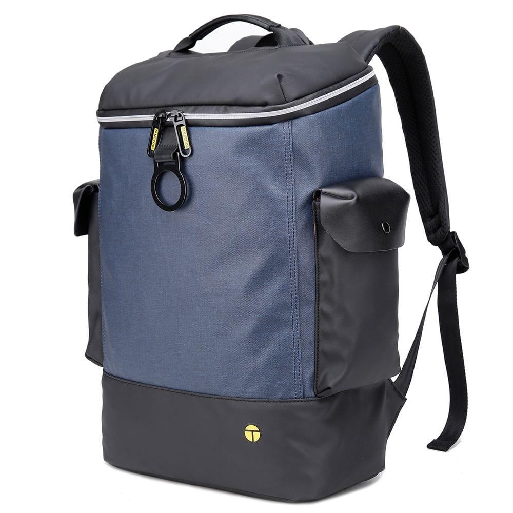 Рюкзак tc723 tangcool черный синий 60006 186