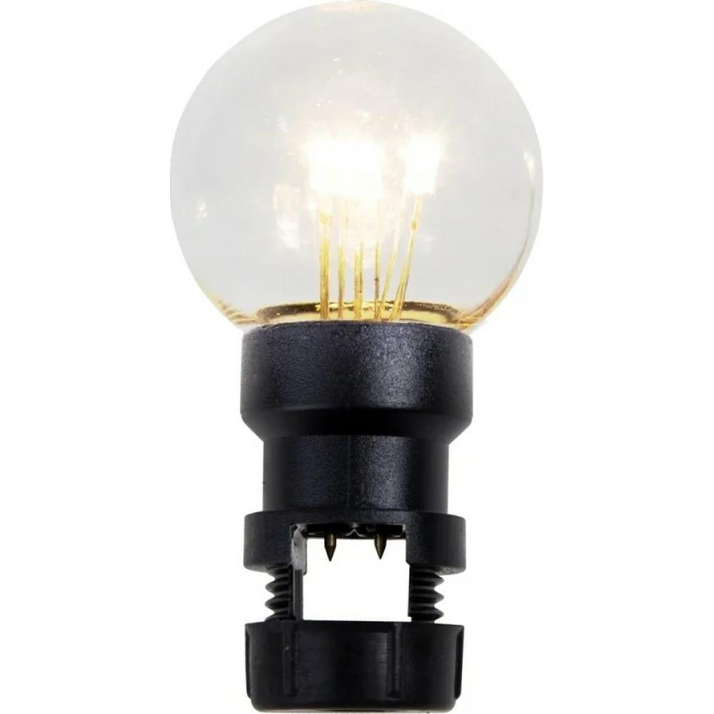Светодиодная лампа шар  neon night 45мм