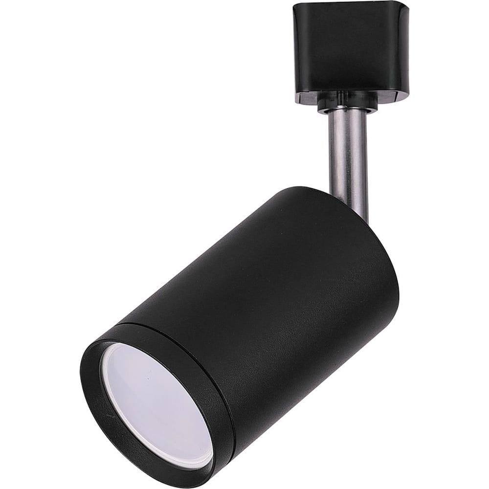 Купить Трековый светильник feron al155 под лампу gu10, черный 32474