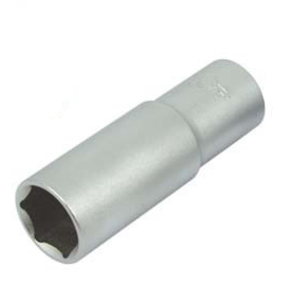 Купить Головка глубокая 13 мм, 1/4 , 6-гранная матовая без накатки aist 212113a-m 00-00002727