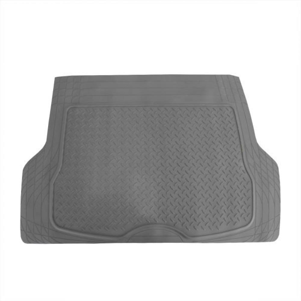 Купить Средний полиуретановый коврик багажника skyway серый s04701005